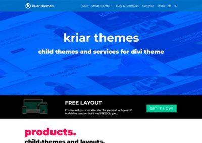 Kriar Themes
